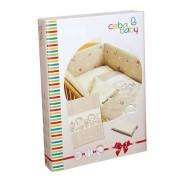 Babypaket, Skötsel och bäddpaket 5 delar - Ankor