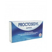 Bayer Spa Proctosedyl 6 Supposte