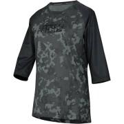 IXS Carve 3/4 Camiseta de las señoras Negro 36