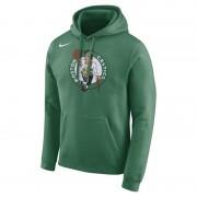Boston Celtics Nike NBA-Hoodie mit Logo für Herren - Grün