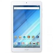 Tableta Iconia One 8 B1-850-K2FD, 8.0'' HD Multitouch, Cortex A53 1.3GHz, 1GB RAM, 16GB, WiFi, Bluetooth, Android 5.1, Alb