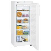 Congelator Liebherr GNP 2313, 185 L, No Frost, Control taste, Display, Alarma usa, 6 sertare, H 144.7 cm, A++, Alb