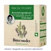 Ceai Bitter Suedez 50 g Dacia Plant