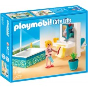 Playmobil City Life - Luxury Mansion, Baie de lux