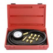Tester ciśnienia oleju BOXO, próbnik, miernik z manometrem