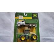 ERTL John Deere 4PC Truck Tractor Gift Set