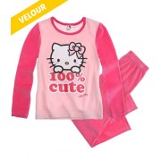 Pijama Hello Kitty roz 0042