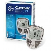 Ascensia diabetes care italy Bayer Contour Xt Glucometro + 10 Striscie
