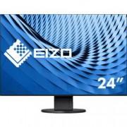 EIZO LCD monitor EIZO EV2456-BK noir, 61.2 cm (24.1 palec),1920 x 1200 px 5 ms, AH-IPS LCD DVI, DisplayPort, HDMI™, USB 3.0, audio, stereo (jack 3,5 mm)