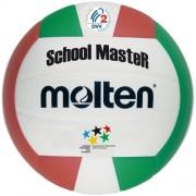 molten Volleyball SCHOOL MASTER V5SMC (rot/weiß/grün) - 5