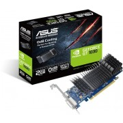 GeForce GT1030 2GB Asus GT1030-SL-2G-BRK videokartya