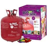 Helium Balloon Time + 50 léggömb