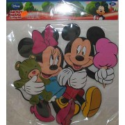 Disney Decoratiune Perete Minnie si Mickey