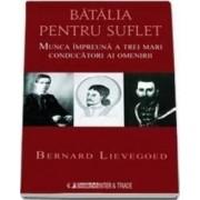 Batalia Pentru Suflet - Bernard Lievegoed