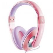 Trust Sonin Children Headphones Over-the-ear Volume limiter, Volume...