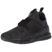 Puma Ignite Limitless 2 Evoknit Zapatillas para hombre, Puma Black-iron Gate, 9 US