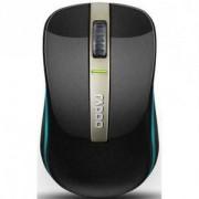 Безжична и блутут оптична мишка в едно RAPOO 6610, Черен - RAPOO-12073