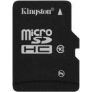 Card de Memorie Kingston Industrial microSDHC 8GB Clasa 10