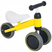 HOMCOM Toddler Tricycle-Yellow