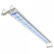 Koohashop Lampa acvariu cu LED, 120-130 cm, aluminiu, IP67