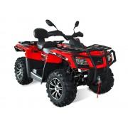 Quad HY 850S 4X4 EPS EFI - HYTRACK - Rouge