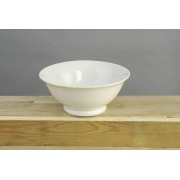 Ciotola per insalata in porcellana Dimensioni ø mm. 250 Confezione da N 4 pezzi Modello 820698