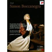 Simon Boccanegra [2 Discs] [DVD] [2010]