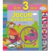 Am 3 ani Jocuri amuzante - Lieve Boumans