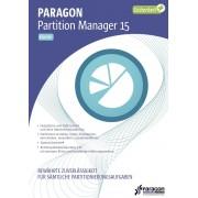 Paragon Partition Manager 15 Accueil Téléchargement