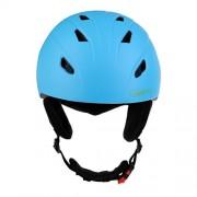 ELECTROPRIME Ski Helmet Skateboard Skiing Snowboard Winter Snow Sport Helmet Matte Blue M