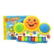 Vb Enterprise Kid'S Plastic Drum Keyboard (Vb-6)