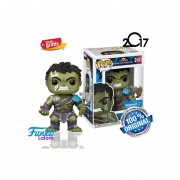 Hulk Hot Topic Thor Ragnarok Funko Pop Pelicula Original