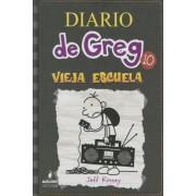 Diario de Greg: Vieja Escuela, Hardcover