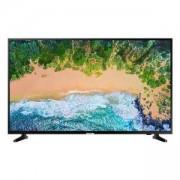 Телевизор Samsung 50 инча 50NU7092, 4K UHD LED TV, SMART, HDR, 1300 PQI, DLNA, DVB-T2CS2, WI-FI, 2xHDMI, 1xUSB, черен, UE50NU7092UXXH