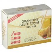Granions® Gelée Royale 1500 mg 15 pc(s) 3760155211290