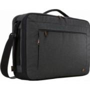 Geanta laptop Case Logic 15.6 inch Era convertibila in rucsac Negru