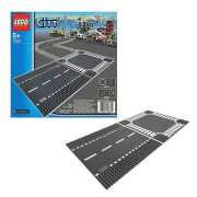 Lego City - Calle recta y cruce 7280