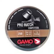GAMO PELLETS 5.5MM PRO-MATCH (250)