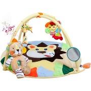 PlayTo baba takaró dallamot játszó játékkal és oroszlán mintával