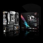 MB Asus ROG STRIX Z270G GAMING, LGA 1151, micro ATX, 4x DDR4, Intel Z270, S3 6x, DP, HDMI, WL, Bt, 36mj