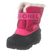 Sorel Children's Snow Commander Tropic Pink Deep Blush, Shoes, rosa, EU 26