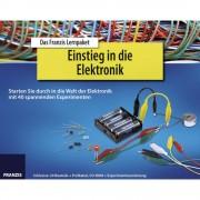 Franzis paket za učenje Uvod u Elektroniku 65196 od 14 godina Franzis Verlag
