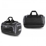 Fila Cypress Small Sport Duffel Bag Black/Grey