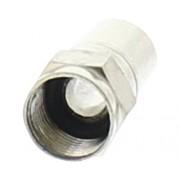 Mufe F pentru cablu coaxial max. Ø7 mm, 4 bucati