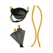 Rezerva Cupa + Elastic de Prastie FOX Rangemaster® Powerguard®, 2buc/set