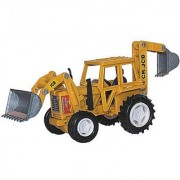 Centy Toys JCB Earth Mover Yellow