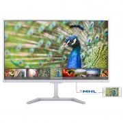 """Philips 23,6"""" 246E7QDSW PLS, VGA, DVI, HDMI, bijel"""
