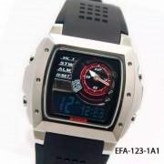 Reloj Casio EFA-123 1A1 - Para Caballero - Negro
