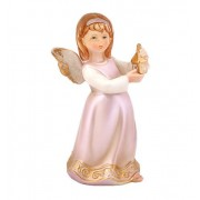 Ангелче порцелан с фенер DH25