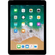 "Tableta Apple iPad 9.7 (2018), Procesor Quad-Core 2.34GHz, IPS LCD Capacitive touchscreen 9.7"", 2GB RAM, 128GB Flash, 8MP, Wi-Fi, iOS (Gri) + Cartela SIM Orange PrePay, 6 euro credit, 6 GB internet 4G, 2,000 minute nationale si internationale fix sau SMS"